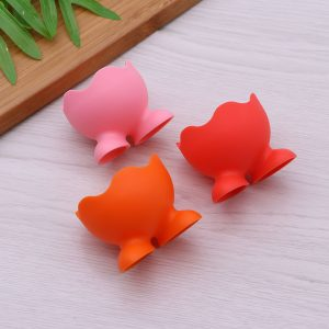 Egg Holder Cups Silicone Cups (5pcs)