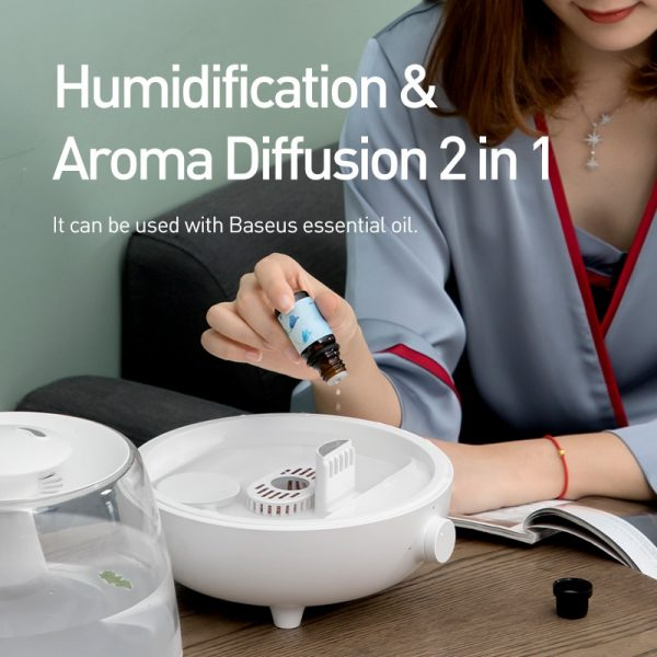 Electric Diffuser Oil Humidifier