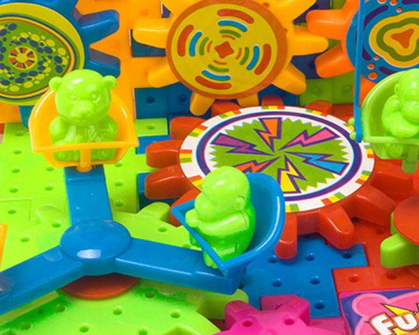 Electric Gears Kids Learning Toys 1