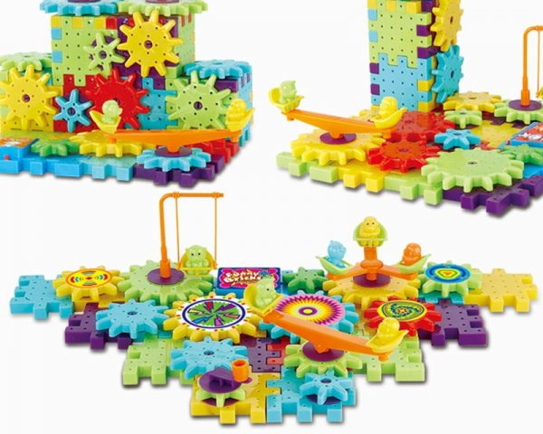 Electric Gears Kids Learning Toys 2