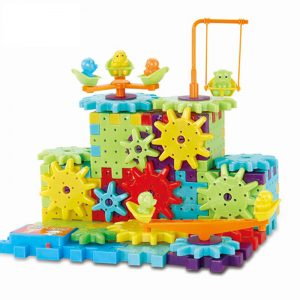 Electric Gears Kids Learning Toys