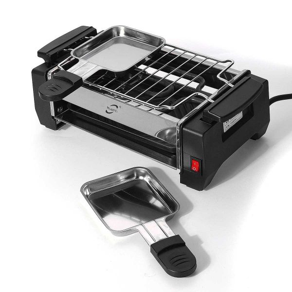 Electric Smokeless Grill Kitchen Appliance 2