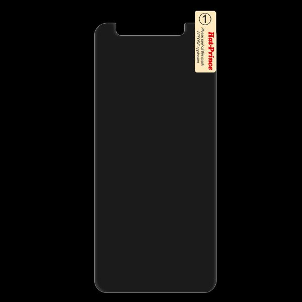 Enkay Tempered Glass Screen Protector For Samsung Galaxy A6 Plus 2018 0.26mm 2.5D Curved Edge 9H 1