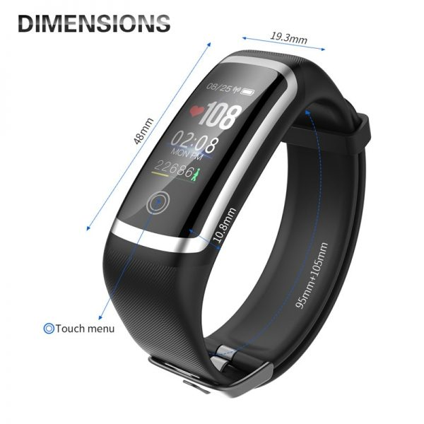 Exercise Tracker Health Smartwatch 4