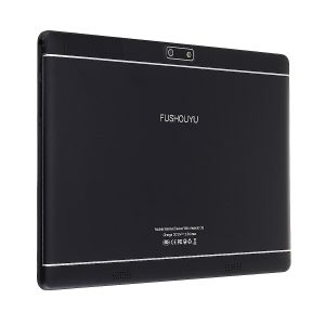FUSHOUYU 10 inch Touch Screen 800W Pixels + 200W Pixels Dual Camera 128GB 4G Android 9.0 Tablet