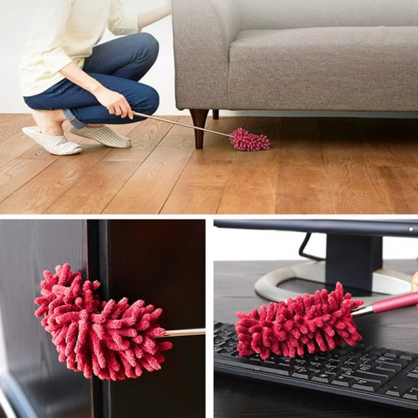 Feather Duster Microfiber Cleaning Tool 2