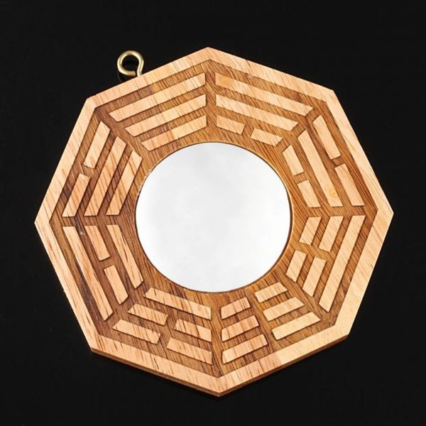 Feng Shui Mirror Chinese Home Decor 1