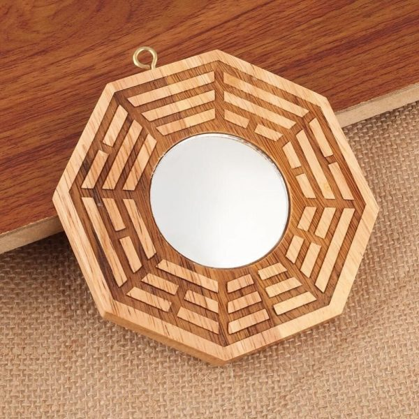 Feng Shui Mirror Chinese Home Decor 2