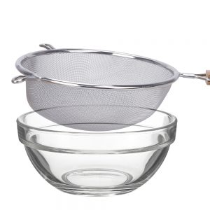 Fine Mesh Strainer Stainless Food Filter