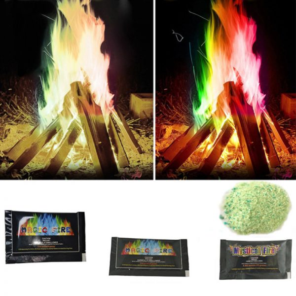 Flame Colorant Colorful Fire Powder 1