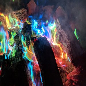 Flame Colorant Colorful Fire Powder
