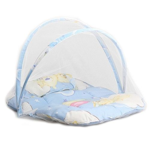 Foldable Baby Bed with Net 1