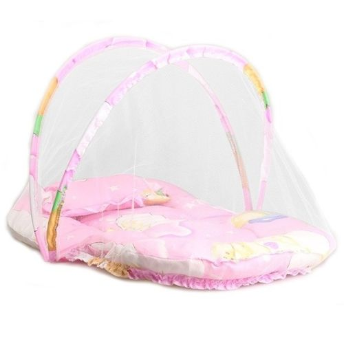 Foldable Baby Bed with Net 2
