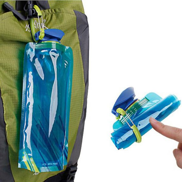 Foldable Bottle Water Container 2