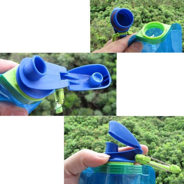 Foldable Bottle Water Container 3