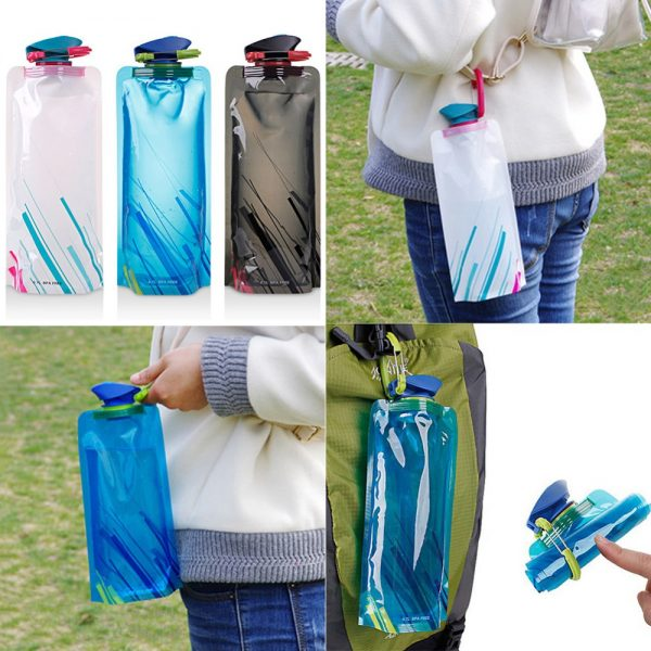 Foldable Bottle Water Container