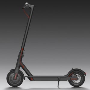 Folding Electric Scooter Portable Design