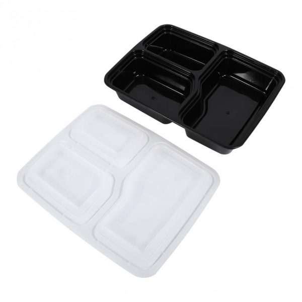Food Prep Containers Storage Box Set of 10 2