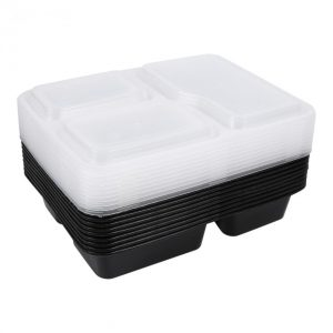 Food Prep Containers Storage Box (Set of 10)