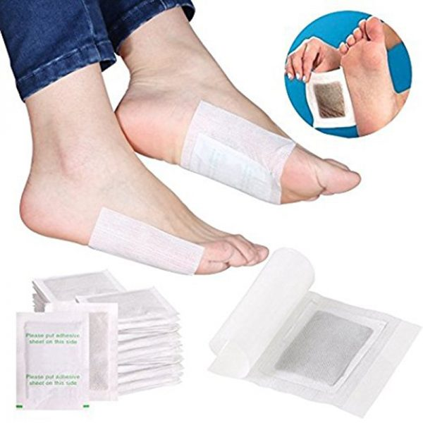 Foot Toxin Pads Detox Patch 10 pieces 1