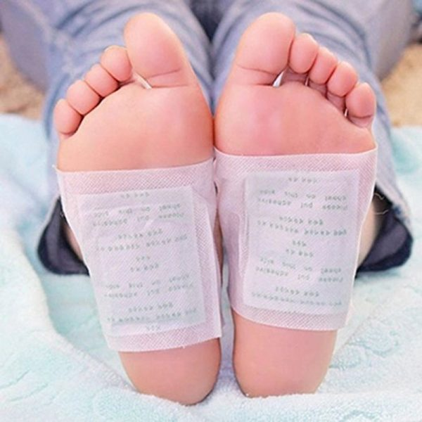 Foot Toxin Pads Detox Patch 10 pieces 3