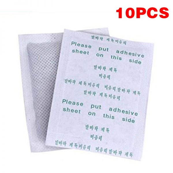 Foot Toxin Pads Detox Patch 10 pieces 4