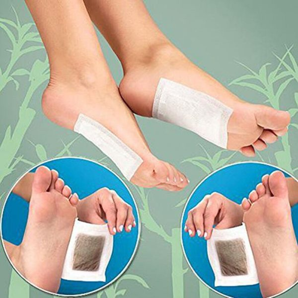Foot Toxin Pads Detox Patch (10 pieces)
