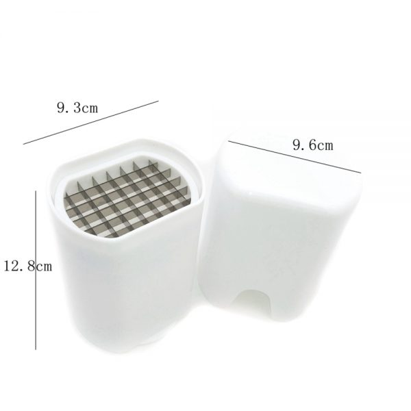 French Fry Cutter Box Slicer 4