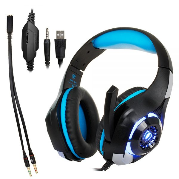 Gaming Headset With Microphone 1