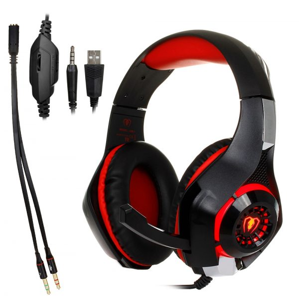 Gaming Headset With Microphone 2