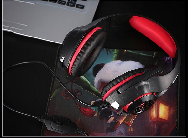Gaming Headset With Microphone 4