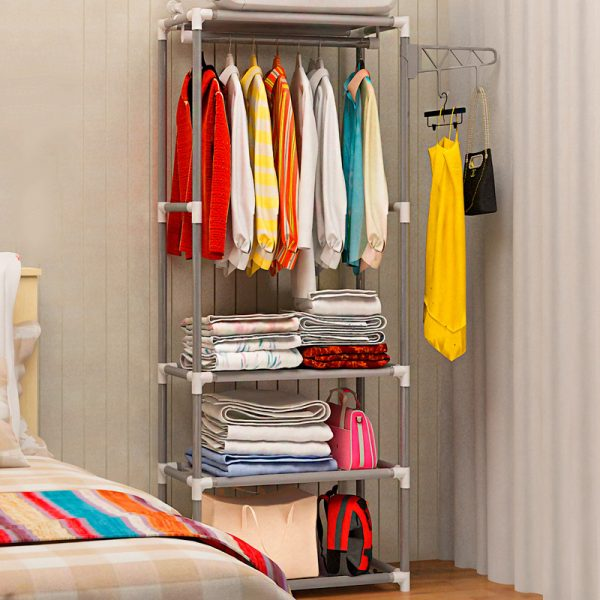 Garment Rack Portable Clothes Stand 1