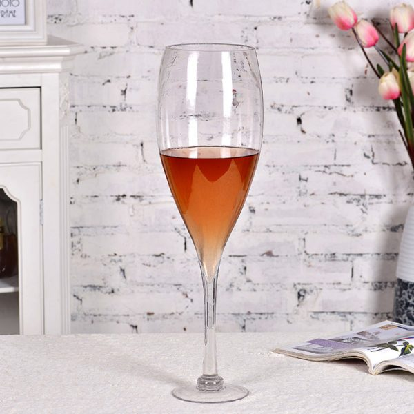 Giant Wine Glass Extra Large Glass 1