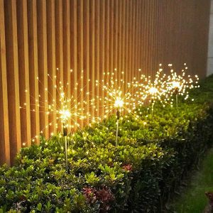 Great Outdoor 90/150 LED Solar Lights