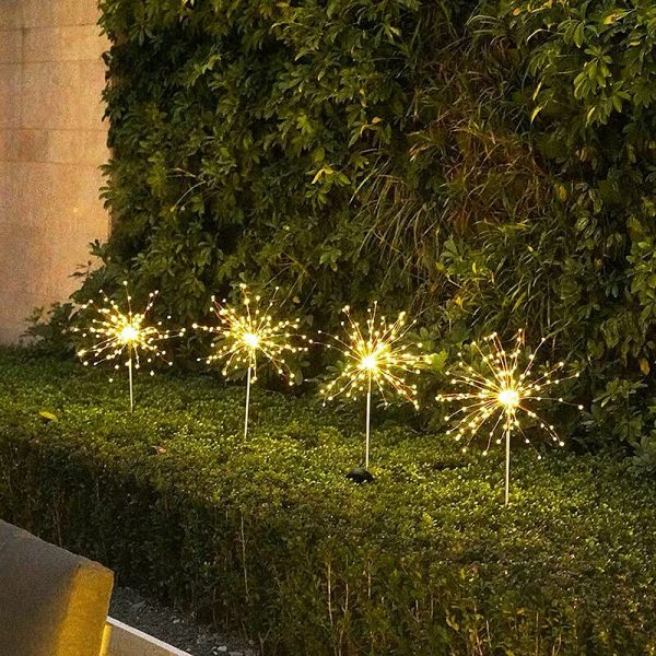 Great Outdoor 90150 LED Solar Lights 4