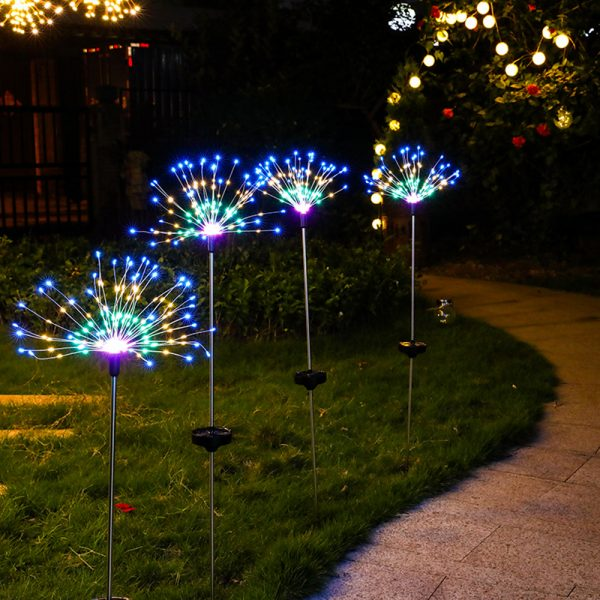 Great Outdoor 90150 LED Solar Lights 7