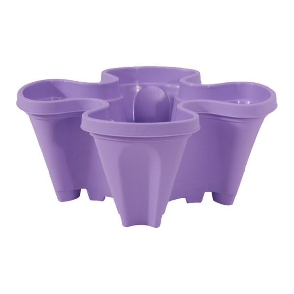 Great Stand-Stacking Planters Strawberry Planting Pots