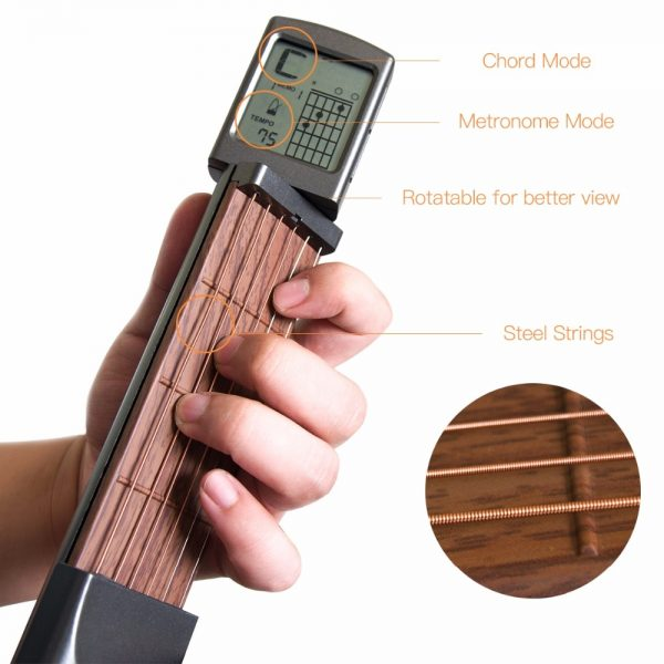 Guitar Practice Portable Chord Trainer 2