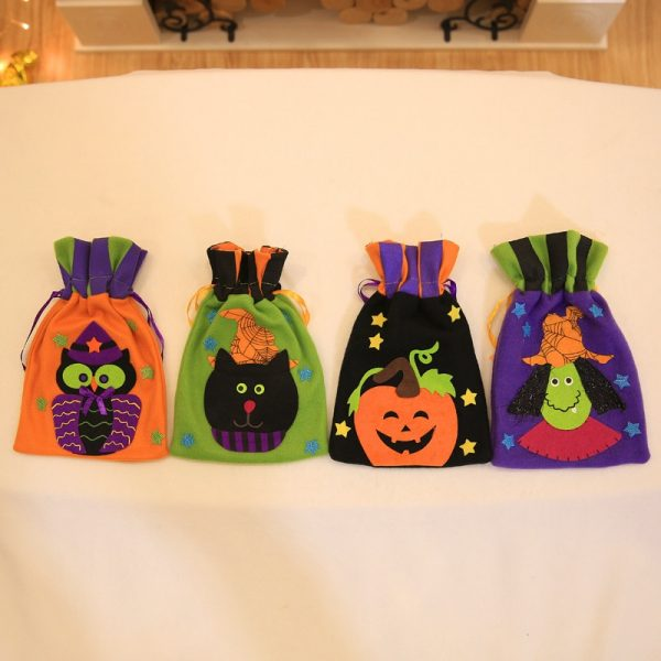 Halloween Candy Bags Party Favor Bags 1