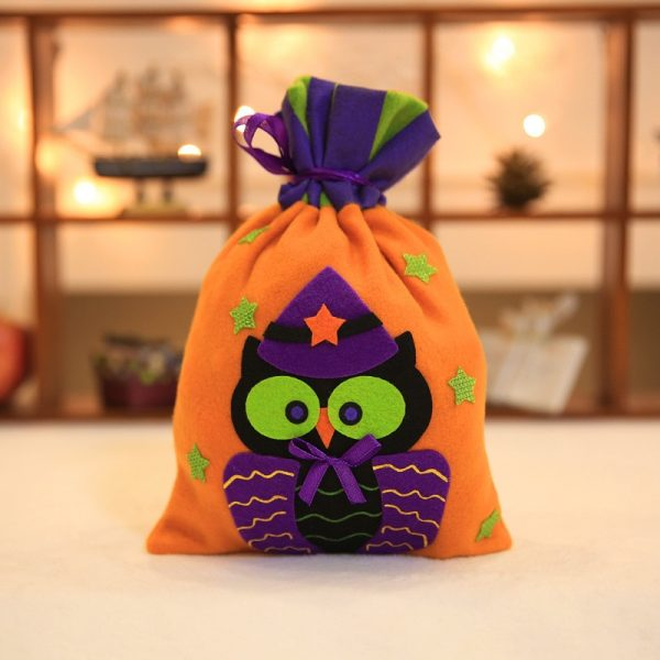 Halloween Candy Bags Party Favor Bags 2