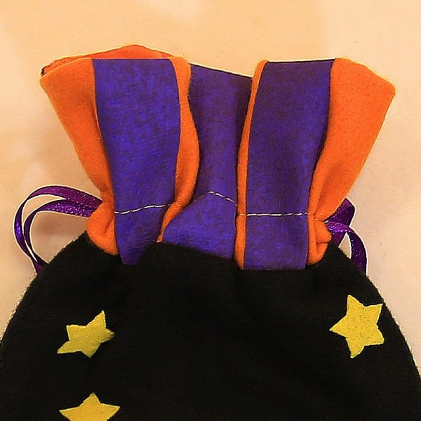 Halloween Candy Bags Party Favor Bags 4