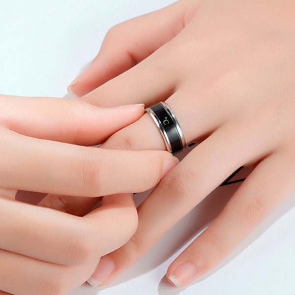Hand Ring Intelligent Thermometer