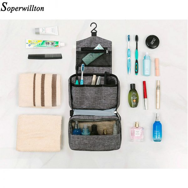 Hanging Toiletry Bag For Traveling 3