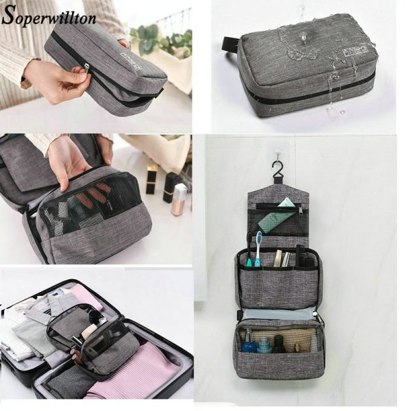 Hanging Toiletry Bag For Traveling 4