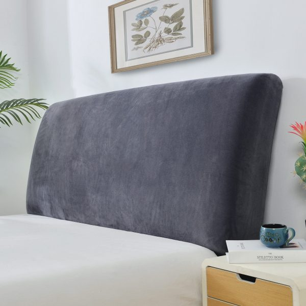 Headboard Cover Stretchable Fabric 1