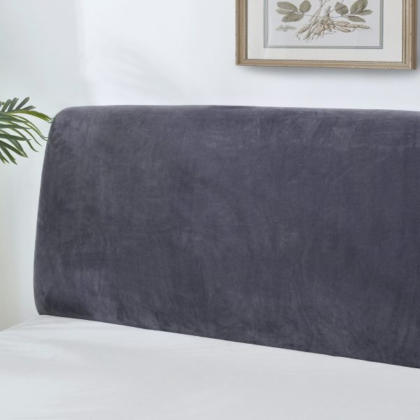 Headboard Cover Stretchable Fabric