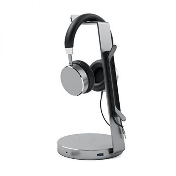 Headset Stand with USB Port 1
