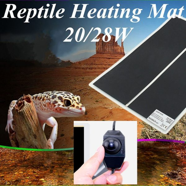 Heated Pet Mat with Temperature Adjuster