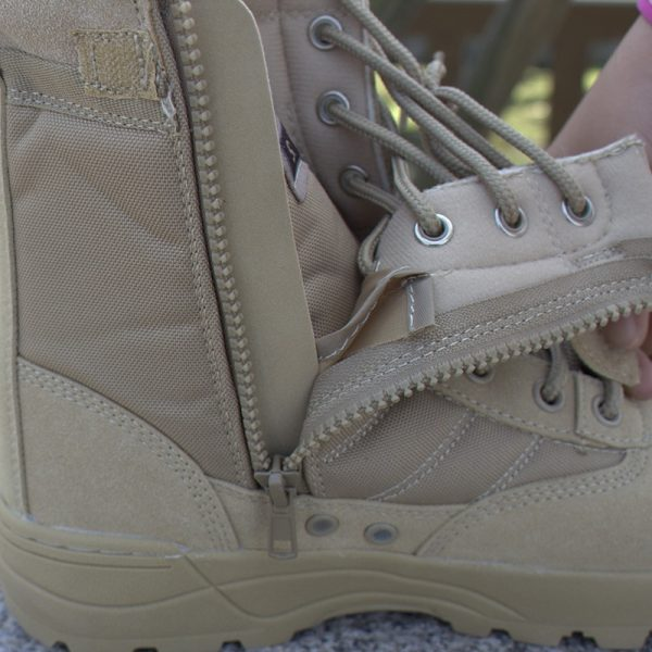 Hiking Shoes Unisex Military Style Boots 1