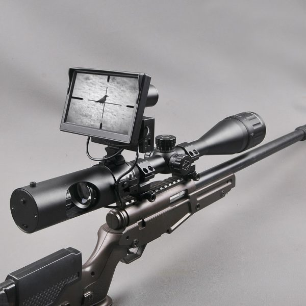Hunting Scope with Digital Screen 1